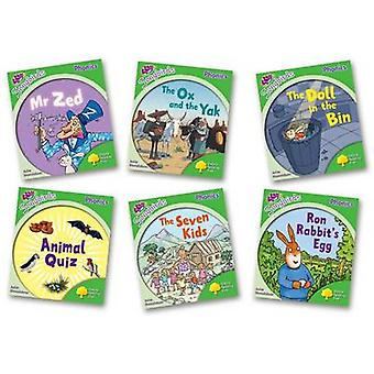 Oxford Reading Tree Level 2 More Songbirds Phonics