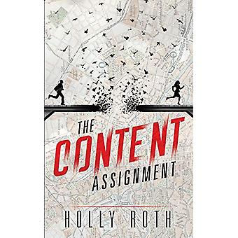 The Content Assignment by Holly Roth - 9780486832968 Book
