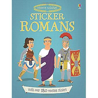 Adesivo Romanos por Louie Stowell - 9781474966924 Livro