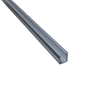 Jandei Profil Aluminium Strip LED 2 Meter Yta 9.9x7.8mm Strip 6mm