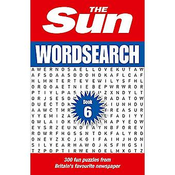 The Sun Wordsearch Book 6 - 300 fun puzzles from Britain's favourite n