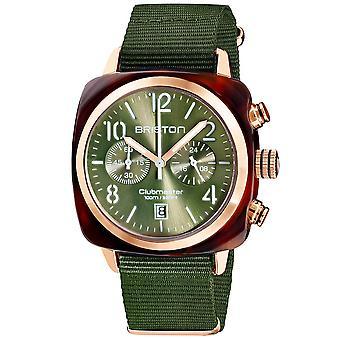 Briston Clubmaster Classic Quartz Chronograph Mens Watch 19140.PRA.T.26.NOL