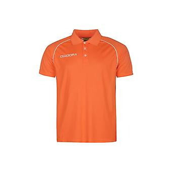 Diadora Madrid Polo Shirt Mens