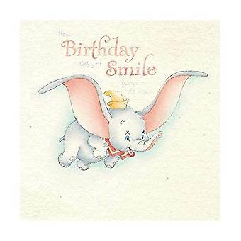 Hallmark Disney Dumbo Hope Your Birthday Makes You Smile From Ear To Ear 25519848