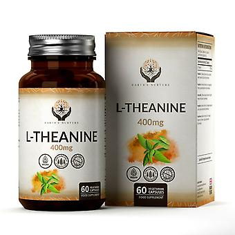 L-Theanine (400mg) 60 Capsules