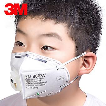 3-pack 3m 9003v Child Size Mouthguard Face Mask Kn90