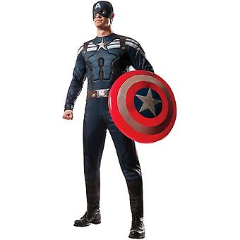 Traje adulto de la película Capitán América