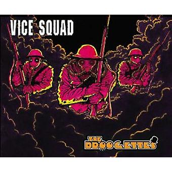 Vice Squad / Droogettes - Split [CD] USA import