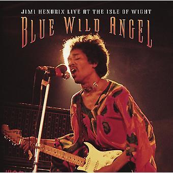 Jimi Hendrix - Blue Wild Angel [CD] USA import