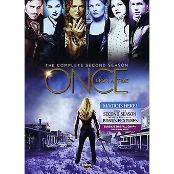 Once Upon a Time - Once Upon a Time: The Complete Second Season [DVD] USA Import