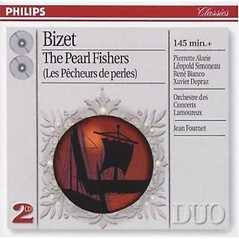G. Bizet - Bizet: The Pearl Fishers [DVD] USA import