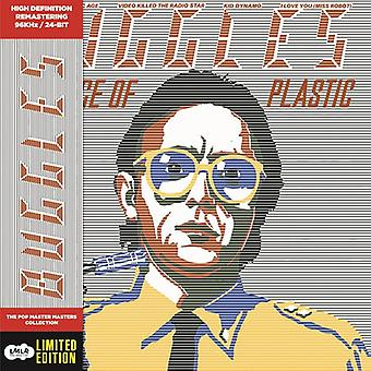 Buggles - Age of Plastic [CD] USA import
