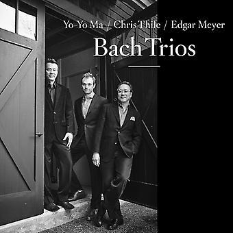 Yo-Yo Ma, Chris Thile & Edgar Meyer - Bach Trios [Vinyl] USA import