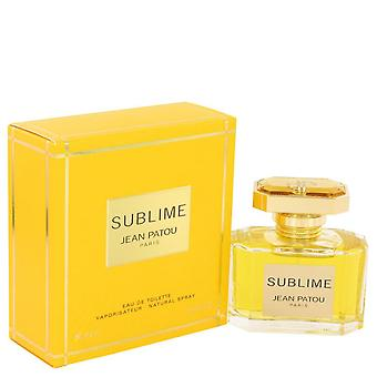 Sublime Eau De Toilette Spray By Jean Patou 1.7 oz Eau De Toilette Spray