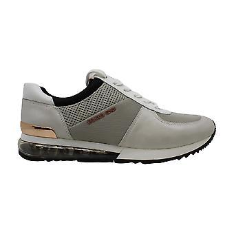 Michael Kors Damen Allie Leder Low Top Lace Up Running Sneaker