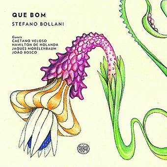 Stefano Bollani - Que Bom [CD] USA import