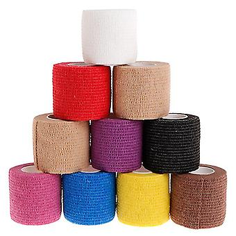 Disposable Tattoo, Self Adhesive Elastic Grip Bandage - Wrap Sport Tape