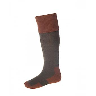 House of Cheviot Country Socks Glenshiel ~ Bracken