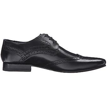 Ted Baker Mens Hann Leather Lace Up Dress Oxfords
