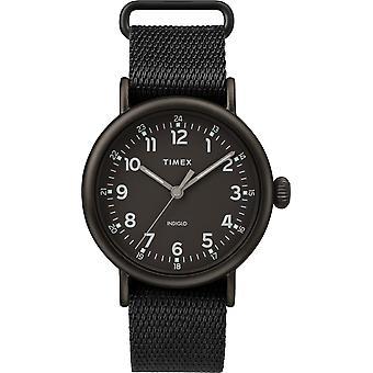 TW2T20800, Essential Standard Timex Style Herrenuhr / Schwarz