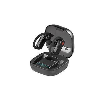 Wireless tws bluetooth headset (black)