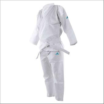 Adidas adistart karate uniform - 7oz  - white
