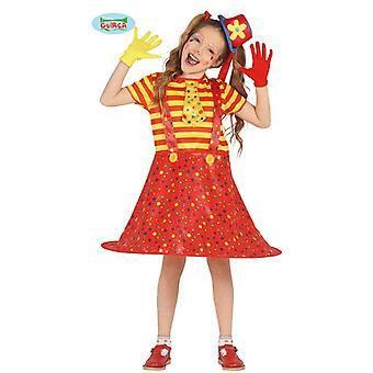 Costume pagliaccio piccolo Clownkostüm bambini bambini costume