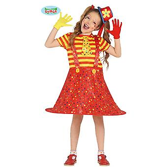 Kleiner Clown Kostüm Clownkostüm Kinder Kinderkostüm