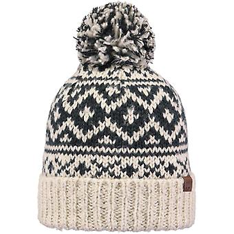 Barts Cartonn Bobble Hat in Wheat