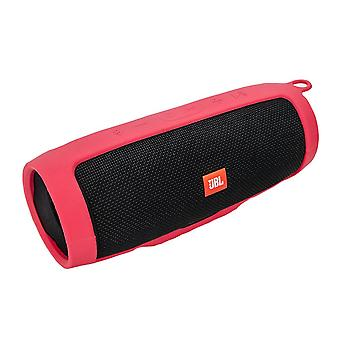 Soft Silicone Cover Cases For Jbl Charge 3 Bluetooth Speaker Protective Sleeve