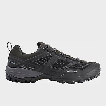 Mammut Men's Ducan Low GTX Hiking Shoe Black