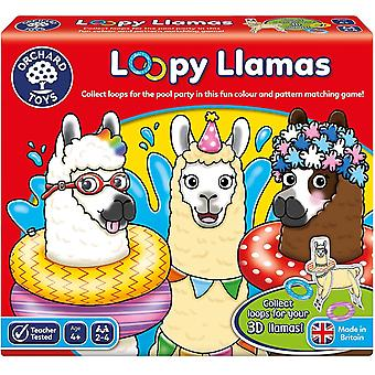 Orchard Toys Loopy Lama's