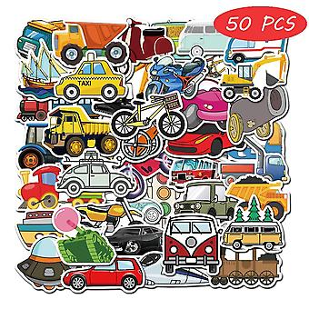 35pcs/pack Trendy, Vinyl Water Bottles Stickers Suitable Essential, Bagages,
