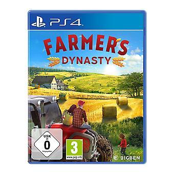 ファーマー&アポス;s王朝PS4ゲーム
