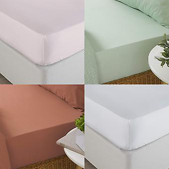 The Linen Yard Fitted Sheet