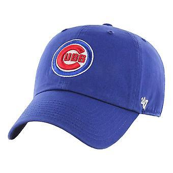 47 العلامة التجارية شيكاغو الأشبال تنظيف كاب - الأزرق الملكي