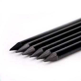 Professional Pure Carbon Sketch Pens, Charcoal Pencils Drawing Tool, Painting