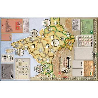 Gandhi the Decolonization of British India Card Game