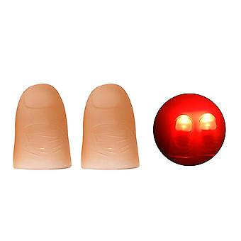 Magic Thumbs Led Battery Powered Fingers Light