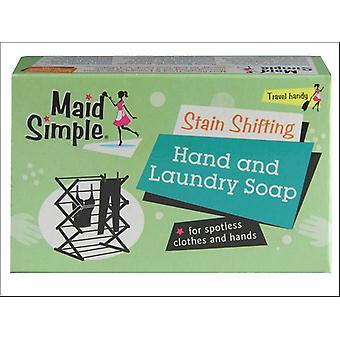 Maid Simple Jabón de Lavandería 170g MSHLS