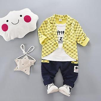 Boys Spring Clothing Sets, Jacket + Pants  For Baby