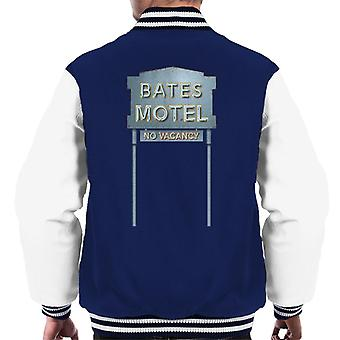 Psycho Bates Motel No Vacancy Men's Chaqueta Varsity