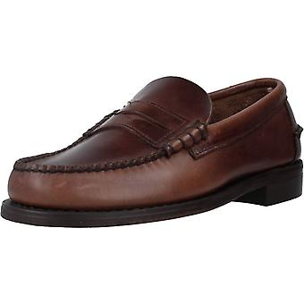 Sebago Classic Kleur Bruine Loafers