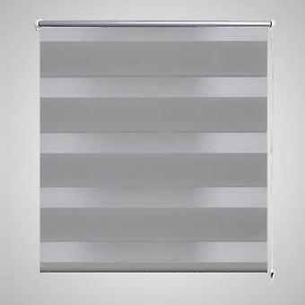 Double roller blind 50 x 100 cm grey