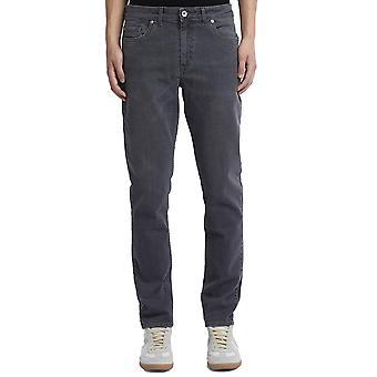 Farah Daubeney Denim Jeans - Mid Grey