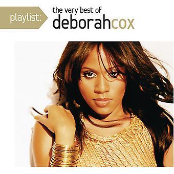 Deborah Cox - Playlist: The Best of Deborah Cox [CD] USA import
