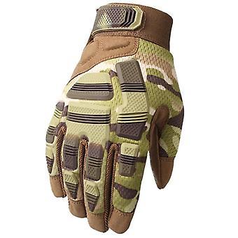 ללא החלקה, הגנה על גומי, כפפות אצבע מלאה לספורט בחוץ