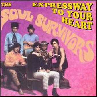 Soul Survivors - Expressway to Your Heart [CD] USA import