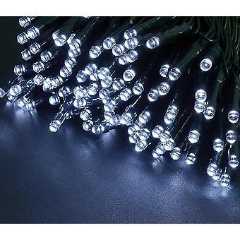 Led String Light yksivärinen sisustusvalo joulupuutarhan valoon