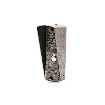 800tvl Video Doorbell fotoaparát pre domácu bezpečnosť, deň nočné videnie s